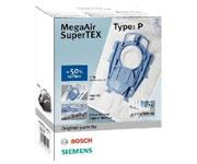 Bosch/Siemens Type P Vacuum Cleaner Bags