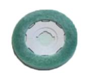 Sebo Green Diamond Polisher Pads -Dart USH & Disco Polisher